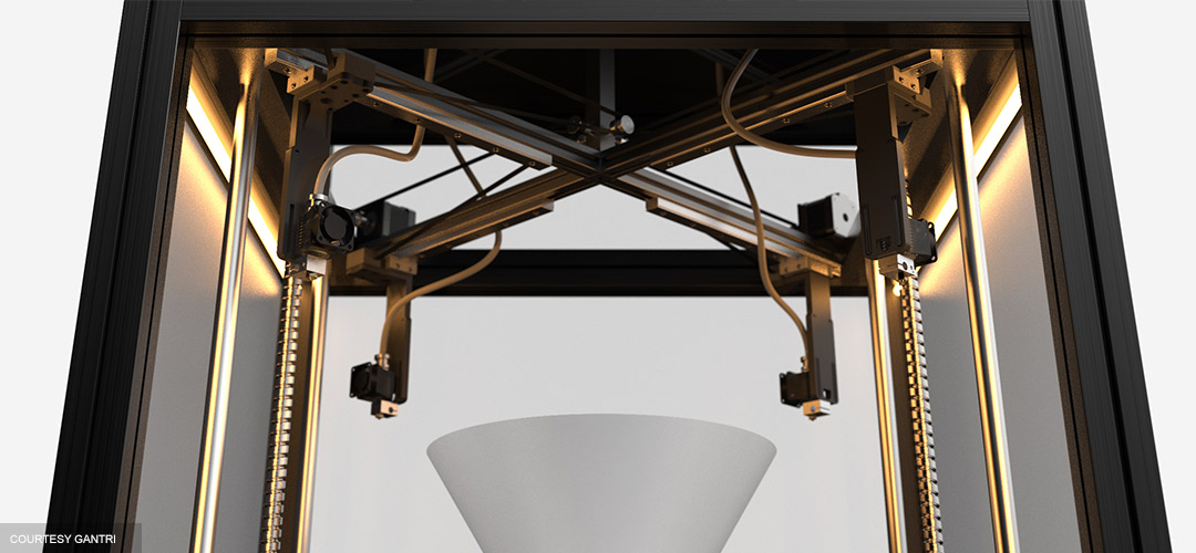 3D printing may upend the lighting industry